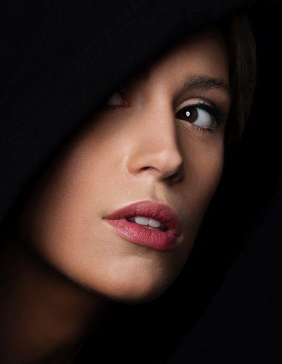 Portraitfotografie Frau Art