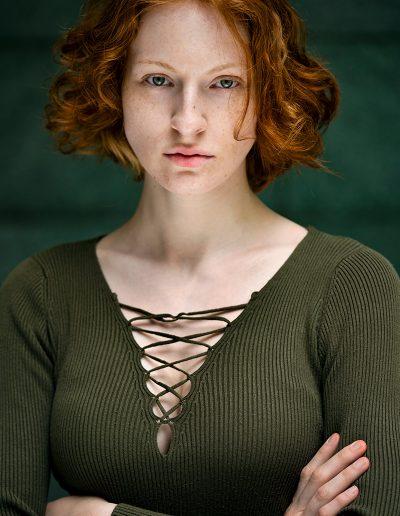 Portraitfotografie Frau Charakter