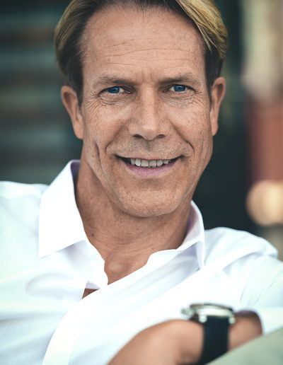 Portraitfotografie Mann Charakterfoto