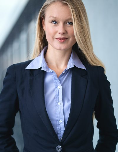 Businessfotografie Businessfrau