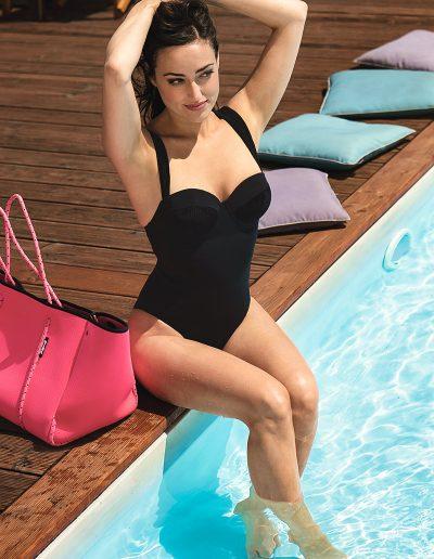 Modelfotografie Sedcard Frau Lifestyle