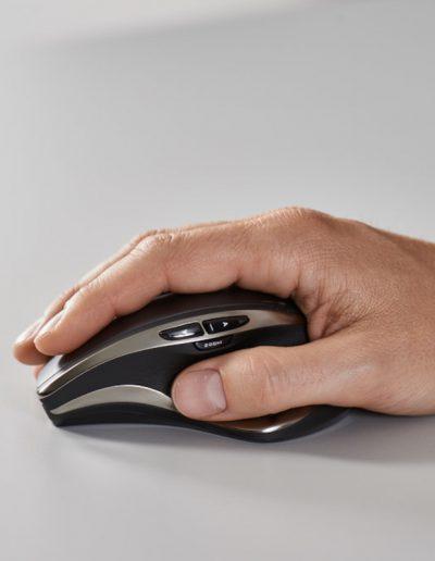 Handmodel Maus