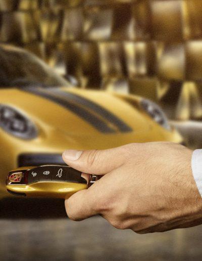 Handmodel Schlüssel