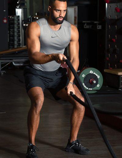 Sportfotografie Fitness