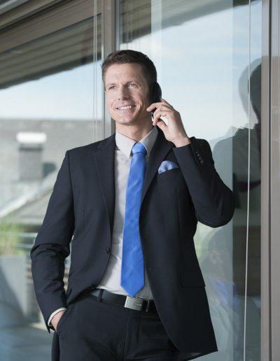 Model Sedcard Businessfoto
