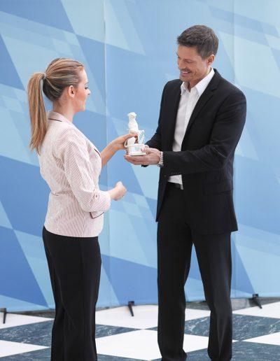 Model Sedcard Award