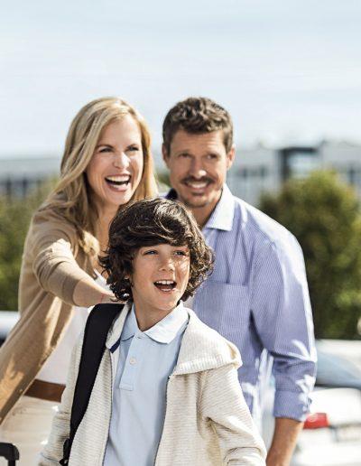 Model Sedcard Familie