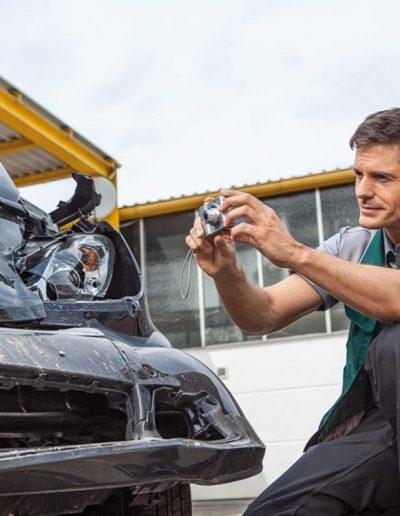 Model Sedcard Automechaniker